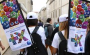 Banque Populaire - Street Marketing - NON STOP MEDIA Nord