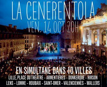 La Cenerentola à Lille