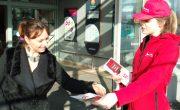 Diffusion street marketing pour Devianne avec NON STOP MEDIA Nord
