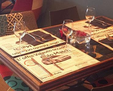 La Polo Match s'invite à table