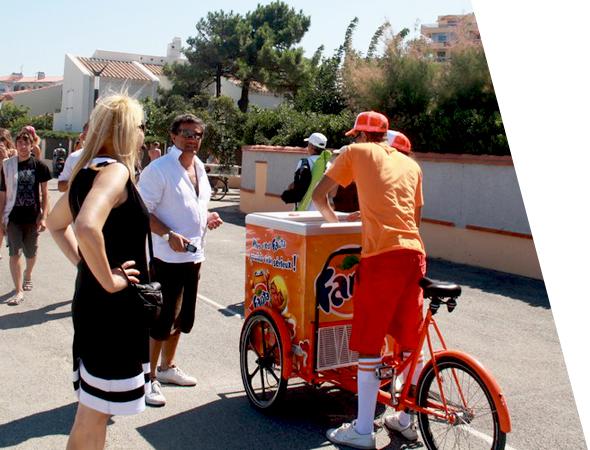 Le triporteur, un vélo maniable et écologique qui permet la rencontre - NON STOP MEDIA Nord