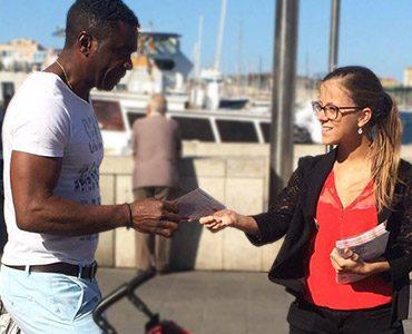Marseille tracte pour sa braderie