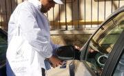 Cravatage pour Peugeot avec NON STOP MEDIA PACA