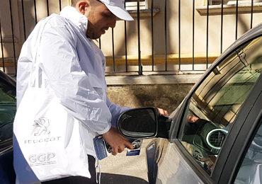 Contrôle de pneus pour Peugeot