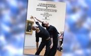 Diffusion de Cart'Com pour le musée des beaux arts - NON STOP MEDIA Rhône Alpes