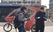 SFR - Affichage mobile - street marketing - NON STOP MEDIA Rhone Alpes
