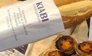 Sacs à baguettes publicitaires de Kiabi - Support tactique - Affi Pain by Keemia
