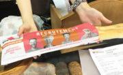 Sacs à pain publicitaires pour la MAAD - publicité sur support tactique - Affi Pain by Keemia