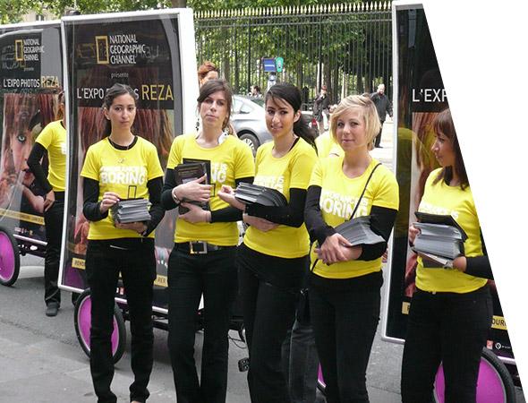 NGC - Affichage mobile - Bike'Com - Groupe NON STOP MEDIA